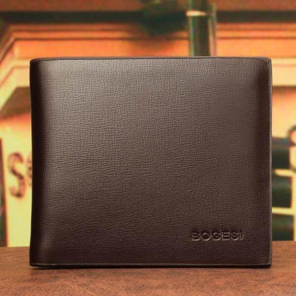 ขาย Matteo กระเป๋าสตางค์หนัง รุ่น Bogesi B0878 สีน้ำตาล Matteo เป็นต้นฉบับ