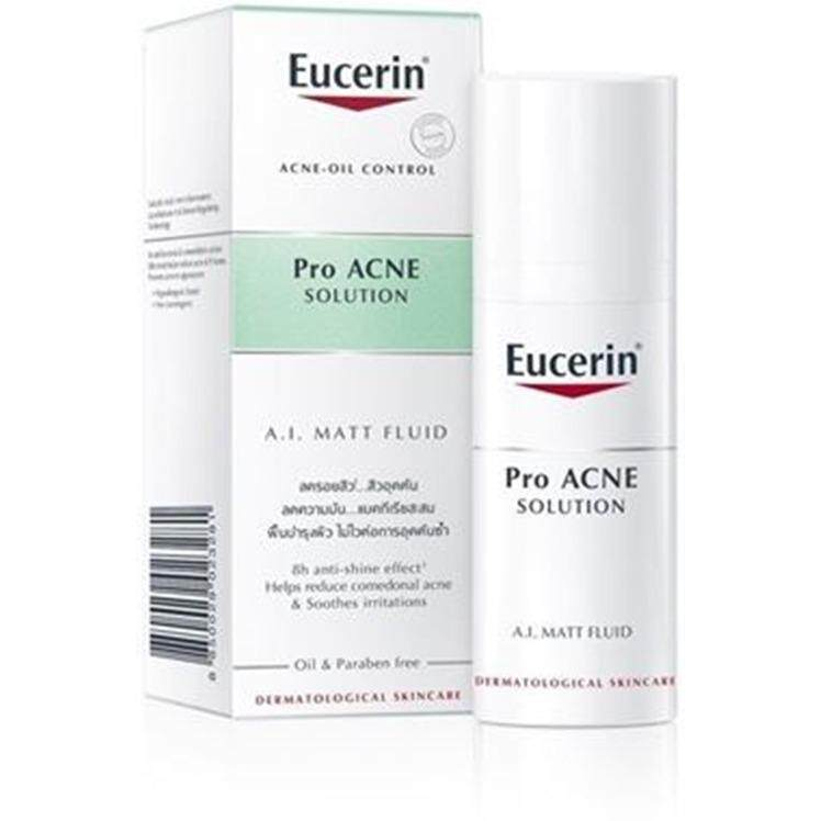 โปรโมชั่น Eucerin Pro Acne Solution A I Matt Fluid 50Ml ไทย