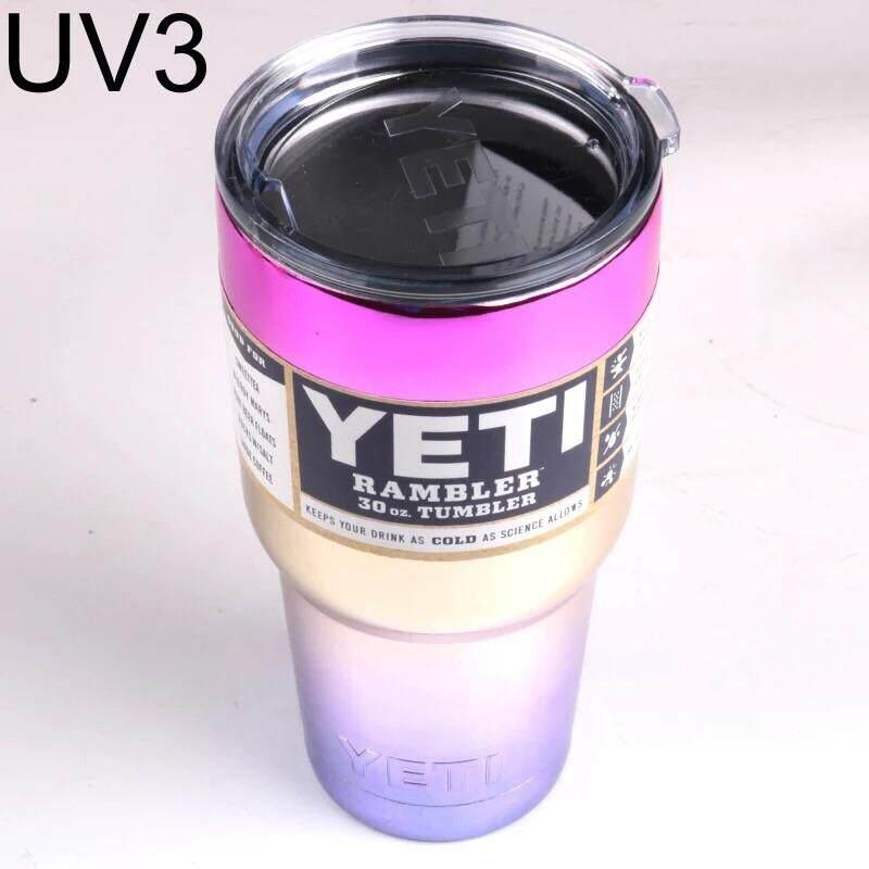 ซื้อ แก้วน้ำ Yeti 30 Oz Uv Stainless แก้วน้ำเก็บความเย็น 30 Oz ออนไลน์ ถูก
