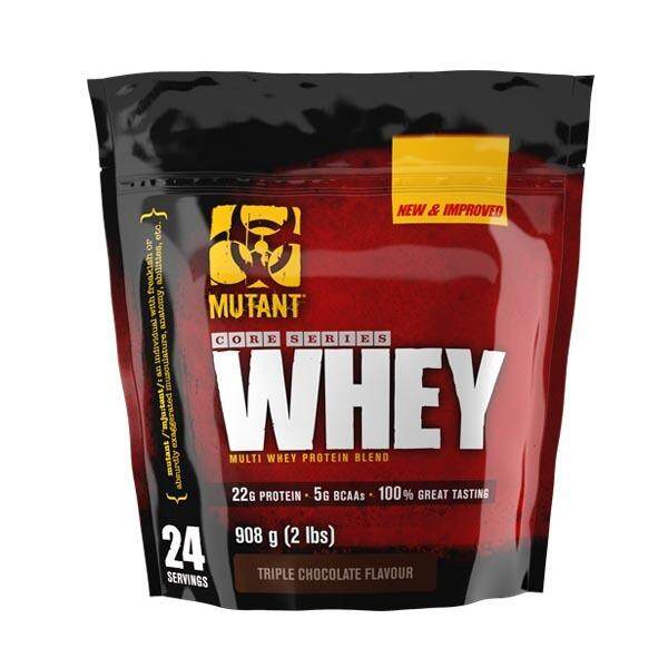 Mutant Whey Chocolate 908 g. (2 lbs)