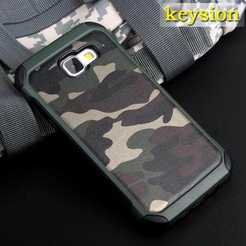 ราคา Keysion Fashion Case For Samsung Galaxy A9 2016 Plastic And Tpu Hard Cover For A9 Pro Camouflage Style Armor Protector A900 A910 Shell Intl ออนไลน์