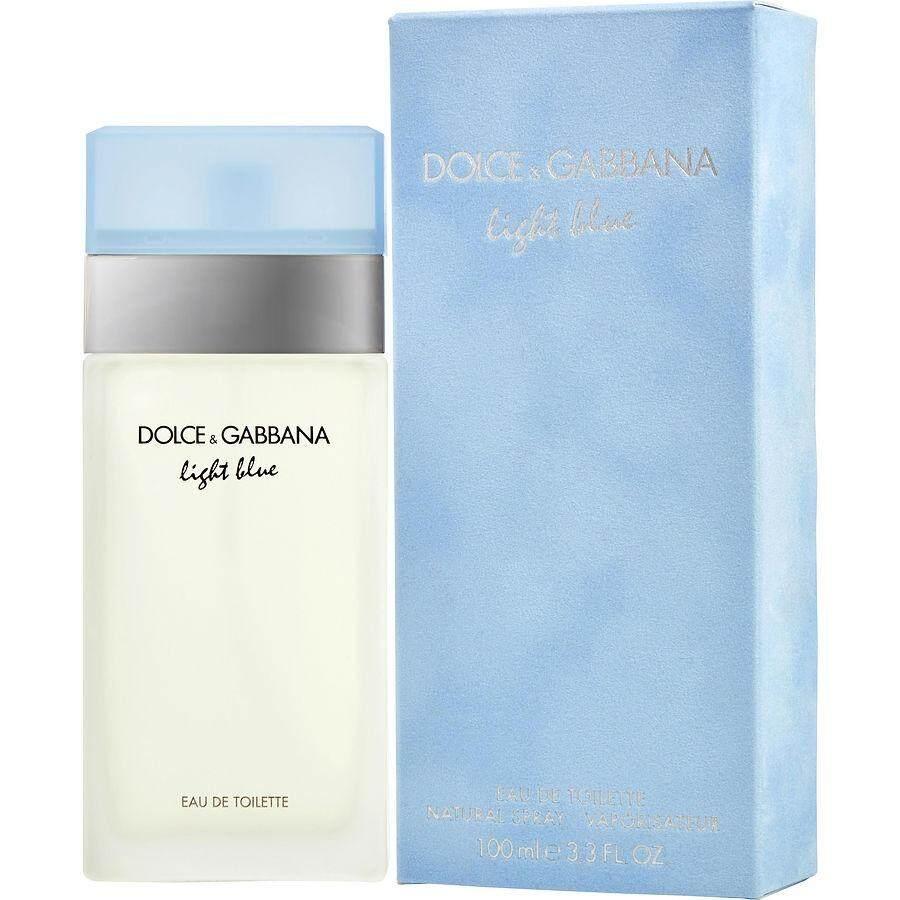 ขาย Dolce And Gabbana Light Blue Edt 100 Ml Dolce And Gabbana ออนไลน์