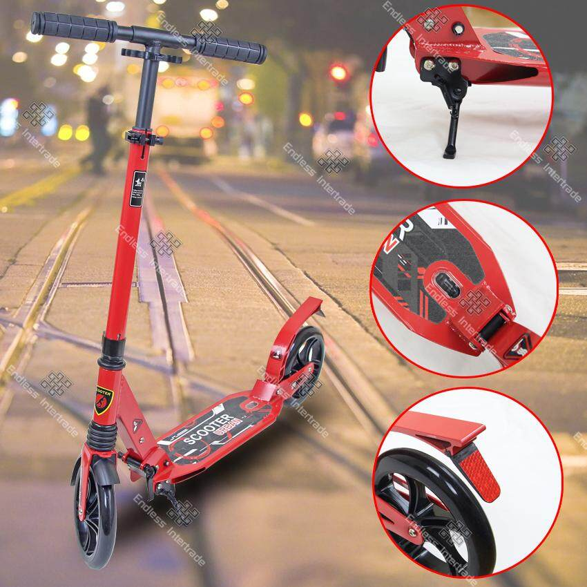 6 Adult Scooter XZ-116 red.jpg