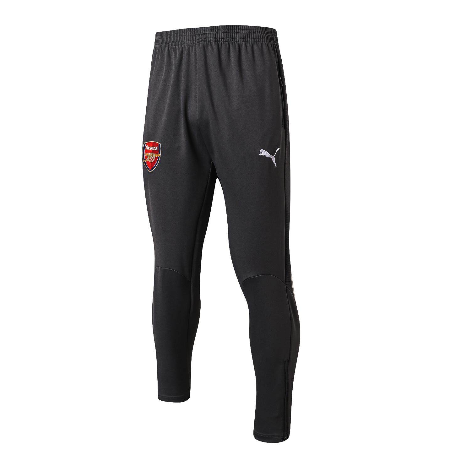 ทบทวน Top Quality 2018 Arsenalfc Training Pants Trousers Football Pants Oem America