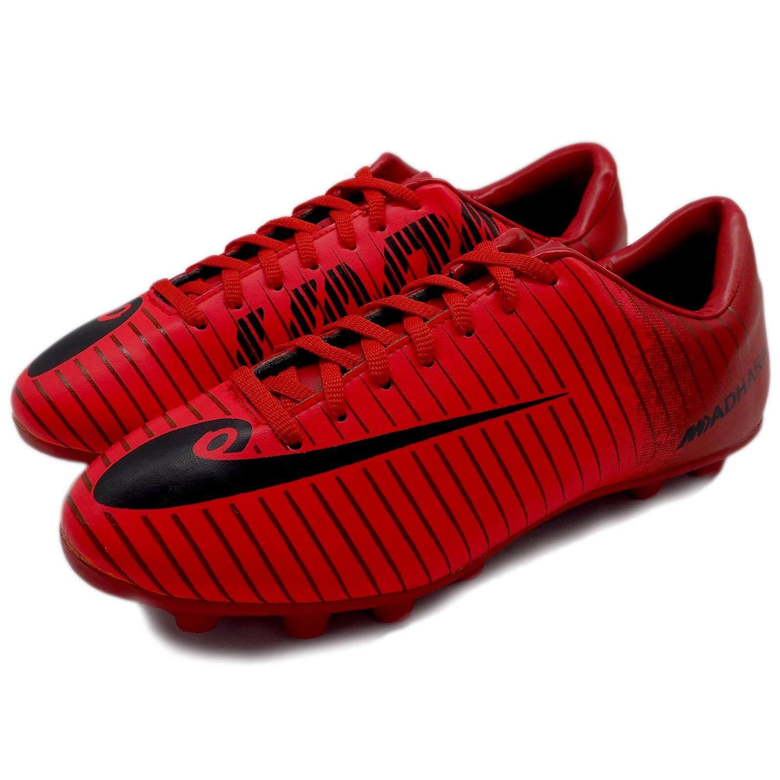 ราคา Hara Sports รองเท้าฟุตบอล รุ่น F96 สีแดง กรุงเทพมหานคร