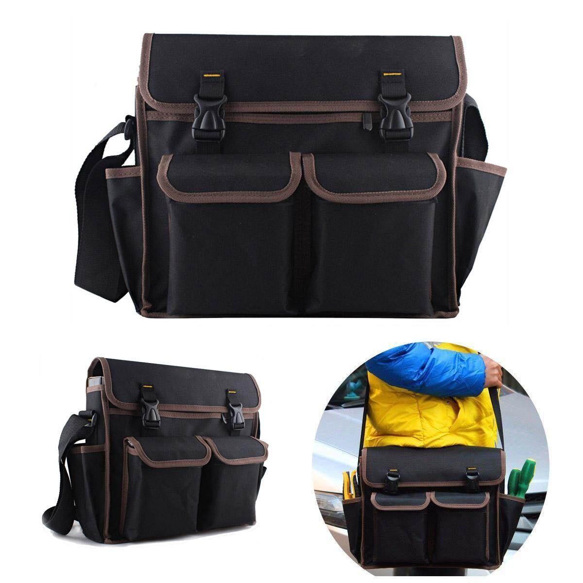 ส่วนลด Jvgood Hardware Tool Kit Bag Water Resistant Shoulder Strap Tool Backpack Collection