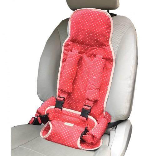 ขาย Punnita เบาะนั่งในรถยนต์ แบบพกพา สี่ชมพูจุด Punnita ถูก