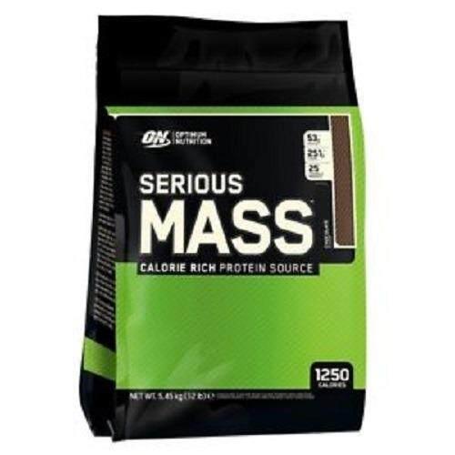ซื้อ Optimum Serious Mass 12 Lbs Chocolate Optimum ออนไลน์