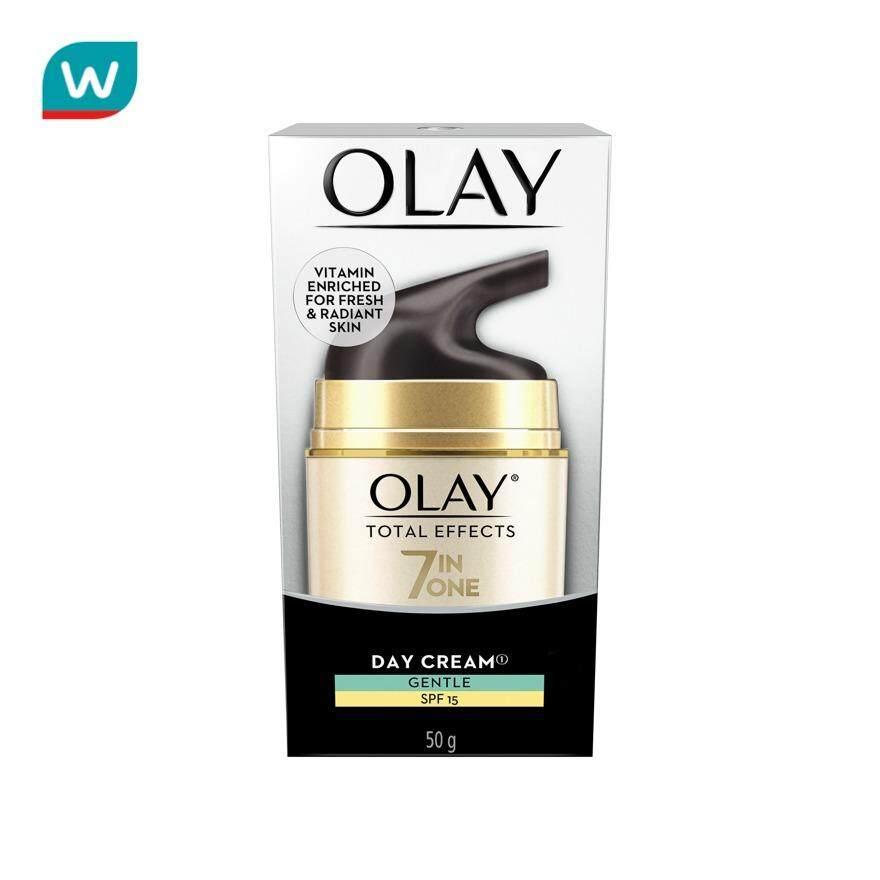 ขาย ซื้อ ออนไลน์ Olay โอเลย์ Te เจนเทิลยูวีครีม50ก