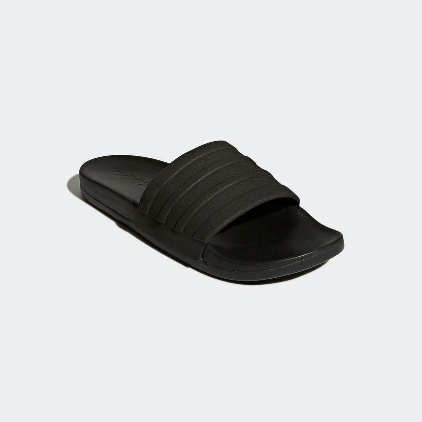 ซื้อ Adidas Men Women รองเท้าแตะ ผู้ชาย ผู้หญิง รุ่น Adilette Comfort S82137 Cblack ออนไลน์ ไทย