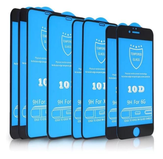 โปรโมชั่นลดราคาฟิล์มกระจก 13 บาท!!! ฟิล์มกระจกเต็มจอ ฟิล์มกระจกนิรภัยไอโฟนเต็มจอ Iphone 6/7/8/x/xr/xsmax/i11/i11pro/i11promax.