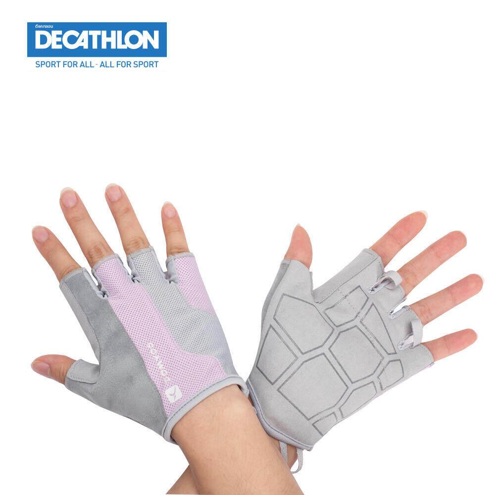 Domyos ถุงมือเวทเทรนนิ่งรุ่น Cn Le.