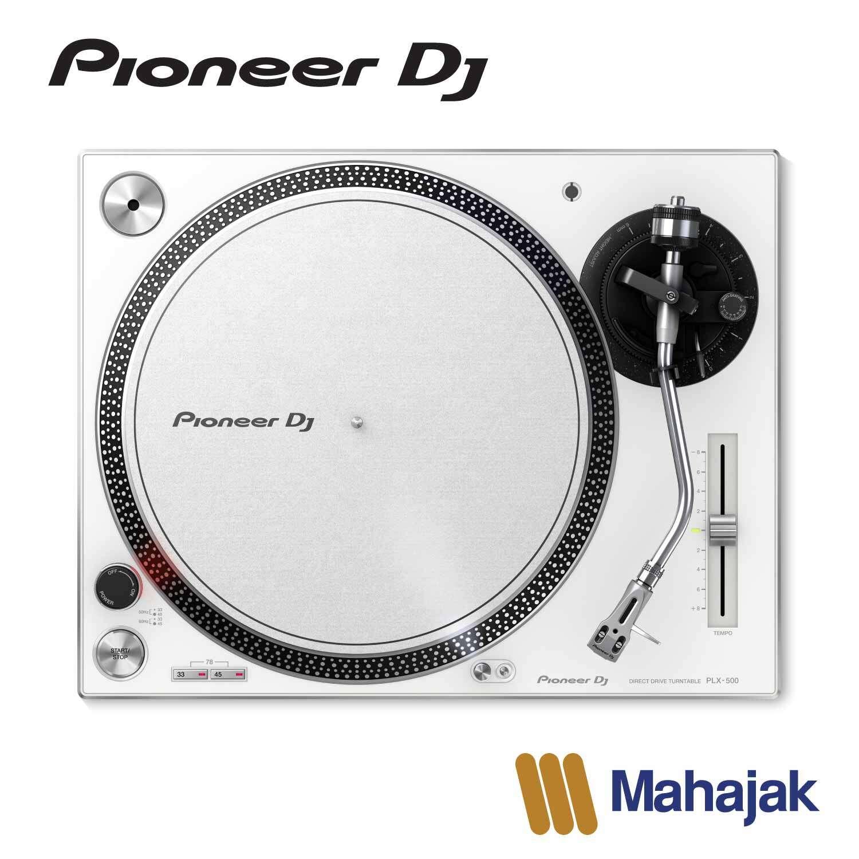 Pioneer DJ PLX-500 | High-torque, direct drive turntable