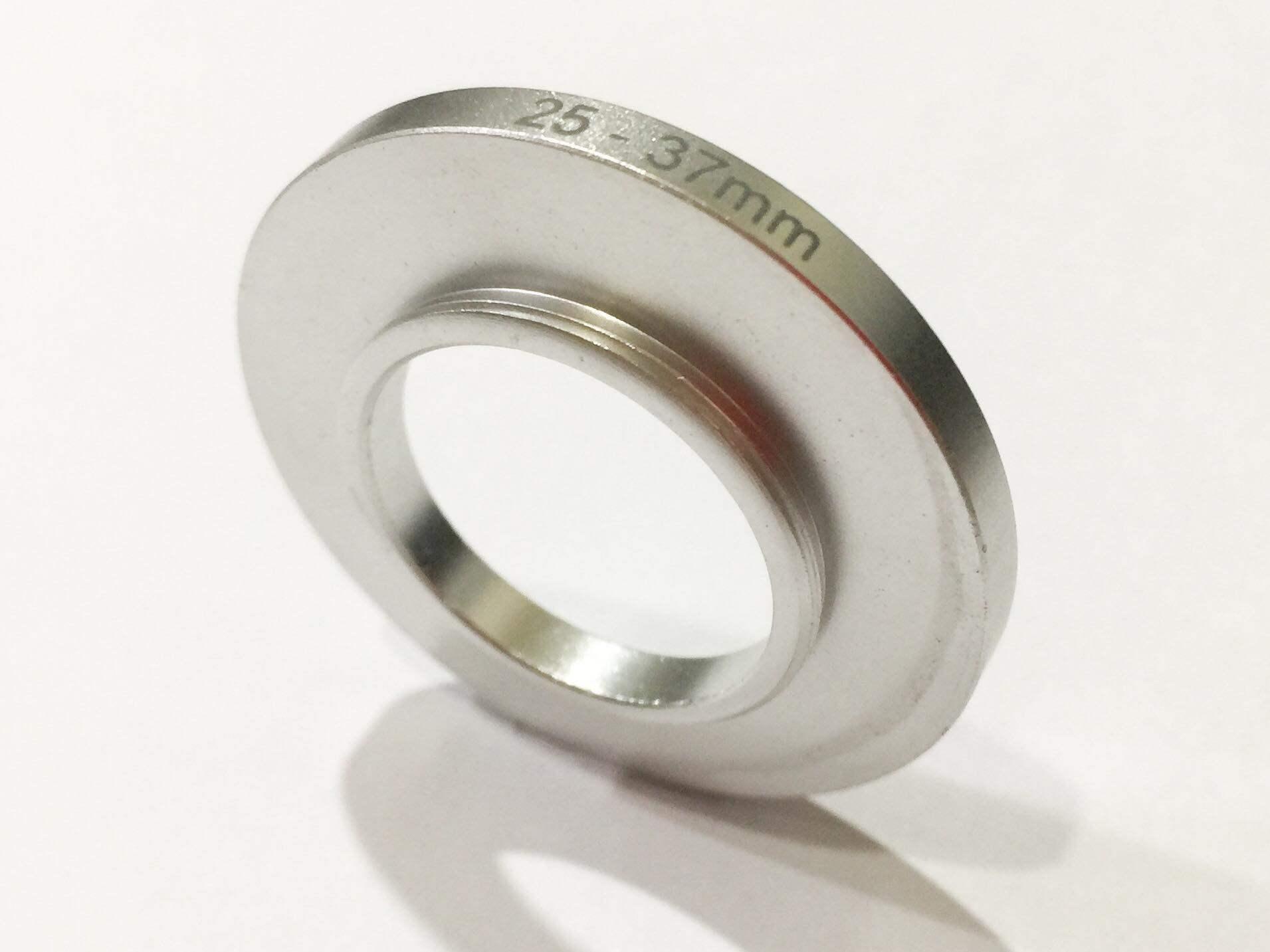 Step Ring 25-37mm, 30-37mm, 30.5-37mm.