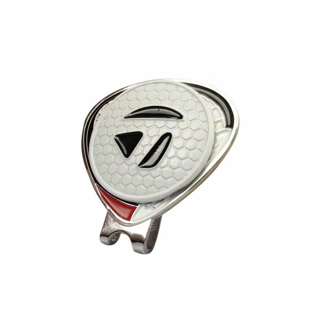 คลิปหมวกแม่เหล็ก มีให้เลือกหลายลาย รุ่นใหม่ล่าสุด Golf Marker Magnet Clip ราคาสุดคุ้ม Mk0001.