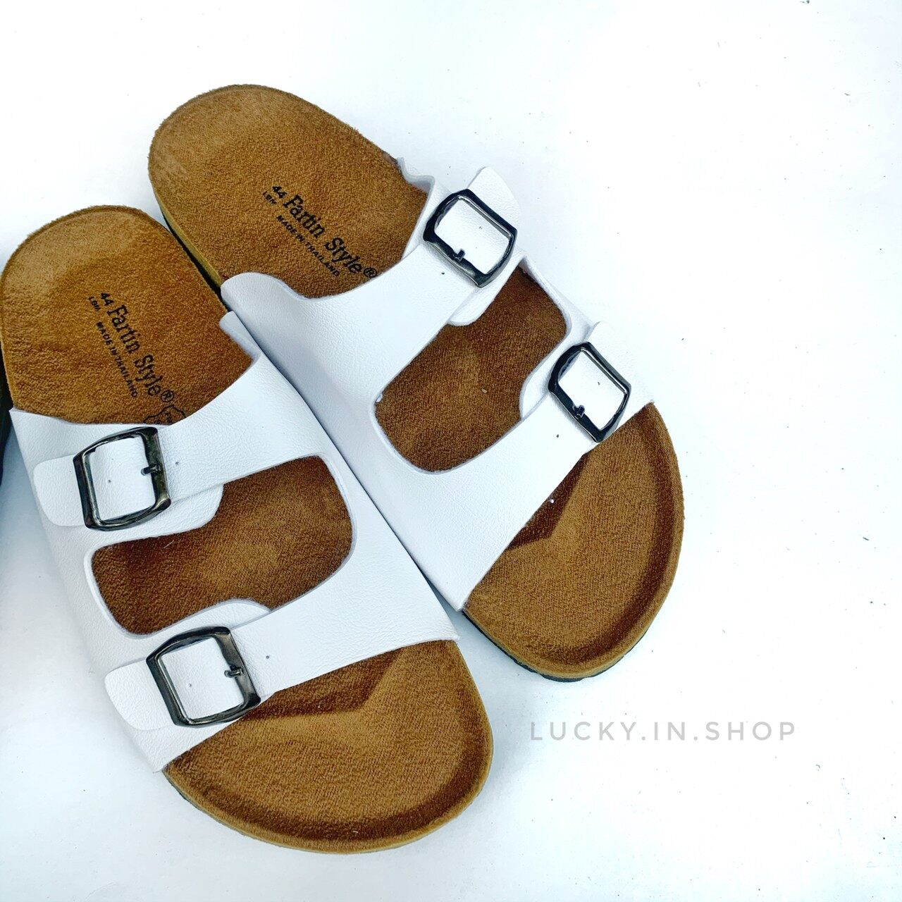 รองเท้าแตะทรงไบเก้น Birkenstock ไซส์ 36-41 มี2ลายยอดฮิต เลื่อนดูรูปถัดไป