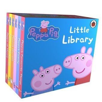 Harga Peppa Pig Palm book :Little Library , Fairy Tale Little Library