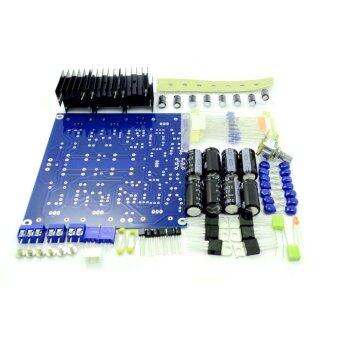 Harga DIY KIT of Class A Headphone Amp Board Pre-amp Dual AC12-15V Based on JHL HOOD - intl
