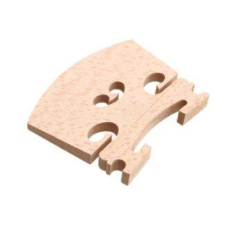 Harga Hot 4/4 Violin Maple Wood Fiting Bridge Music Replace Useful High Quality - intl