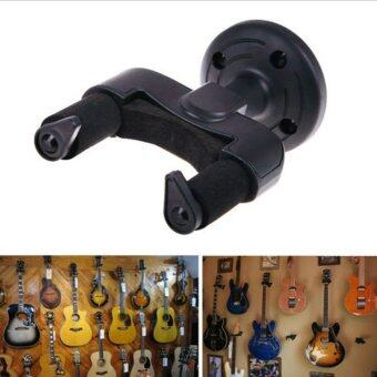 Harga Electric Guitar Wall Hanger Holder Stand Rack Hook Mount for All Guitar Cool - intl
