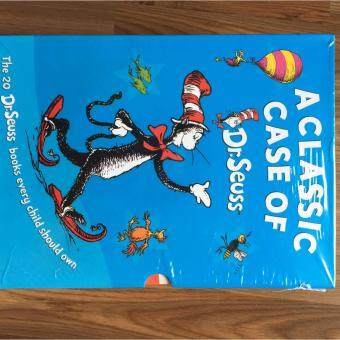 Harga Classic Case of Dr. Seuss - 20 Books Set