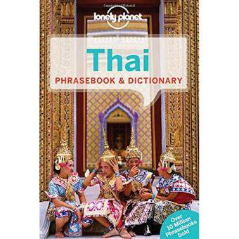 Harga หนังสือ LONELY PLANET PHRASEBOOK: THAI (8TH ED.)