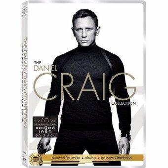 Media Play 007 The Daniel Craig Collection (4 Titles-VV)/ -DVD-vanilla