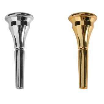 Sliver Gold Alloy French Horn Mouthpiece For Yamaha Bach Connking French Horn Instrument Accessories Intl Best