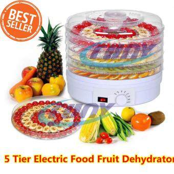 Harga Food Dehydrator Healthy Life Style Food Drying Machine FruitVegetables With Five Drying Racks