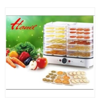 Harga Hanil Electric Food Dryer 6 Stage HFD-6000HL - intl