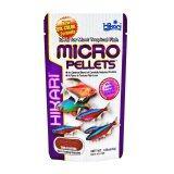 อาหารปลานีออน Hikari micro pellets 45g ปลาเรืองแสง