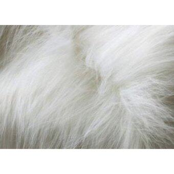 Harga Pet Costume Lion Mane Wig for Cat (White,S) - intl