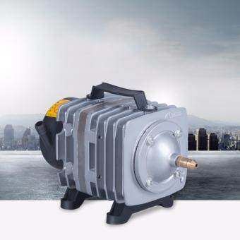 Harga Electromagnetic 18W Air Pump Increasing Oxygen Pump The Fish Tank Fish Pond High Power Oxygen Pump - intl