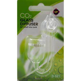 Harga CO2 GLASS DIFFUSER D-521 ขนาด 25mm ตัวกระจาย CO2