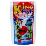 King Fish คิงฟิช อาหารปลาคิงฟิชไมโคร 60 กรัม