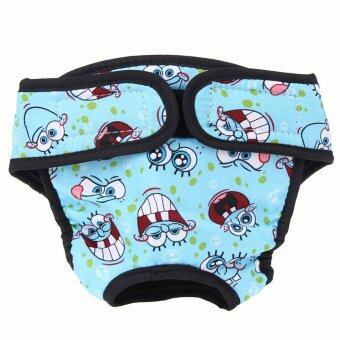 Large Dog Diaper Sanitary Physiological Pants Washable Female DogUnderwear - intl