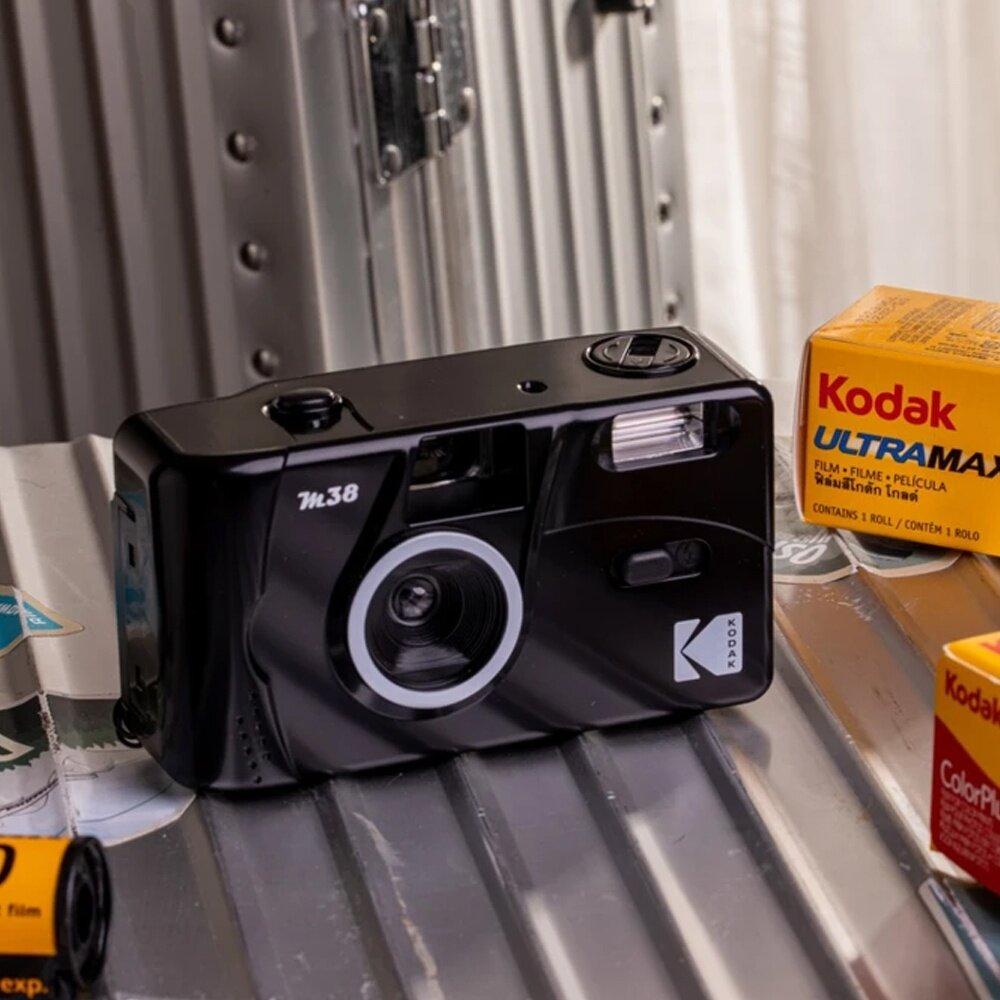 กล้องฟิล์ม Kodak m35 , m38 + ถ่านอัลคาไลน์ AAA พร้อมส่ง❗️Camera film 35มม