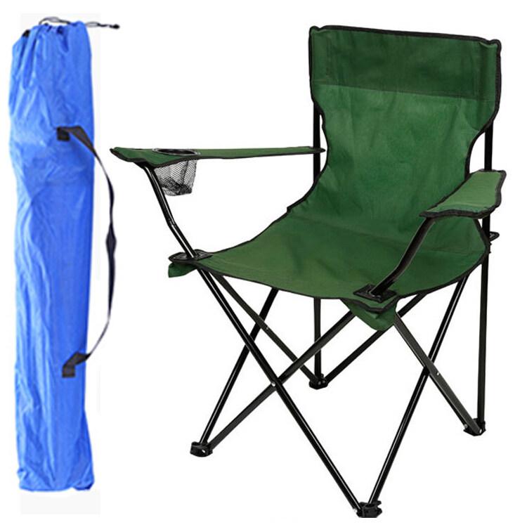 เก้าอี้ เก้าอี้สนาม เก้าอี้พับ เก้าอี้ปิคนิค พับได้ เก้าอี้สนามพับ เก้าอี้พับพกพา เก้าอี้ชายหาด Camping Chair
