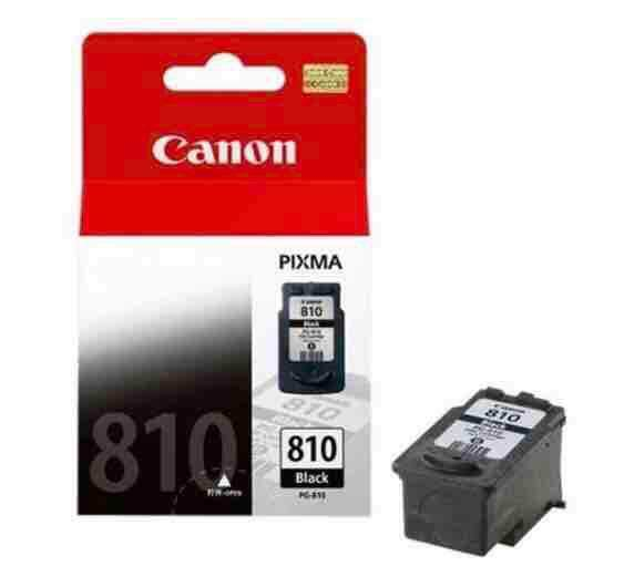 Canon Pg-810 Black (หมึกแท้100%) Canon Ip2770/mp237/mp258/mp287/mx238/mx338/mx357/mx366.