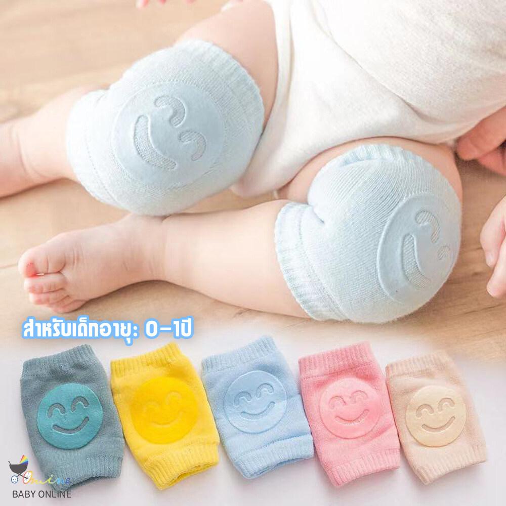 Babyonline(y056)i1สนับเข่าถุงรองเข่าขณะคลาน.