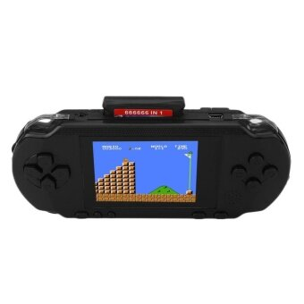 5 Keys PXP 3 Handheld 16 Bit Game Console Video Game 150 Games ForKids Gift - intl