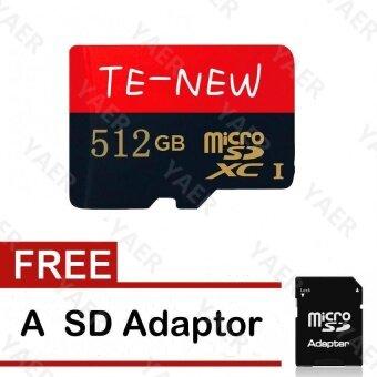 80MB/s Class 10 Micro SD 512GB Memory Card MicroSD - intl