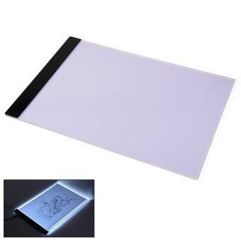 กระดานรองวาดภาพ A4 LED Art Display มีไฟส่อง