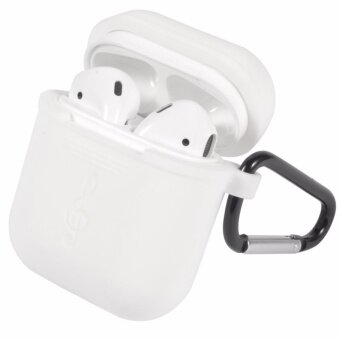 Harga AirPods Case Protective Silicone Cover and Skin for Apple AirpodsCharging Case plus - intl