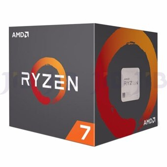 AMD CPU - CENTRAL PROCESSING UNIT AMD AM4 RYZEN7 1700 3.0GHZ