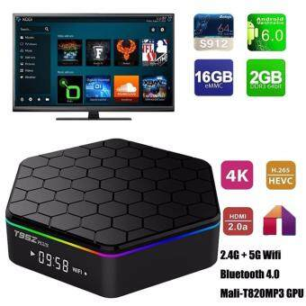 Android Smart TV Box รุ่นใหม่ปี 2017 T95Z Plus Smart Android TV Box