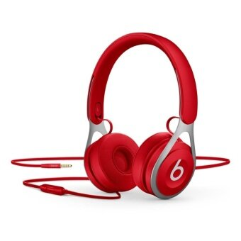 Harga Apple Beats Headphone with Mic. EP Red