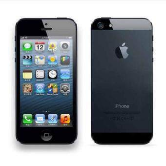 apple iPhone 5 32GB BLACK IOS Unlocked Cell Phone refurbished iphone5