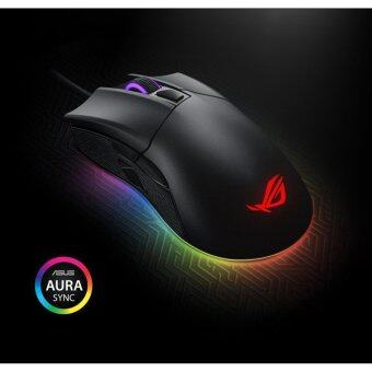 Asus P303 ROG Strix Impact Gaming Mouse (Black)