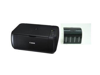 Canon PIXMA MP287 All in One Inkjet Printer ติดตั้ง TANK